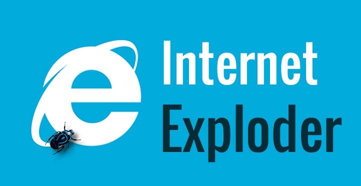 Internet Exploder Bugs