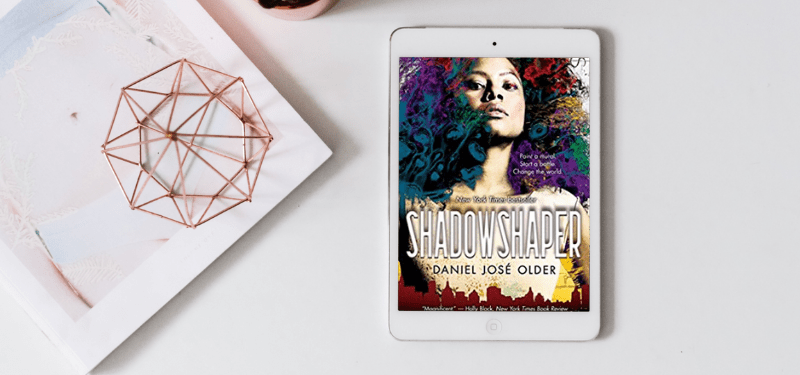Book Review of Shadowshaper