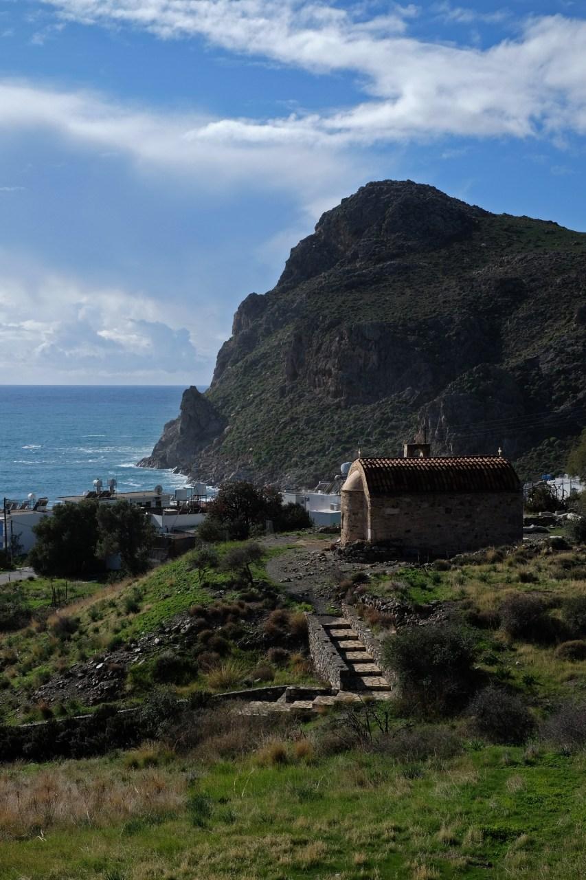 Lost in Crete