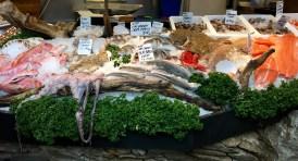 Fisch auf dem Borough Market
