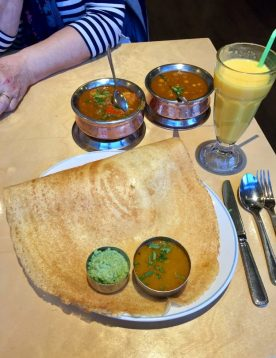 Sagar Restaurant inHammersmith