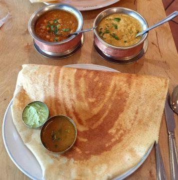 Sagar Restaurant inCovent Garden