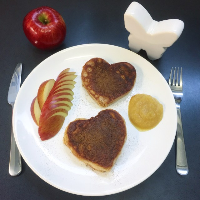 Orgran Backmischungen - Apple Cinnamon Pancake 4
