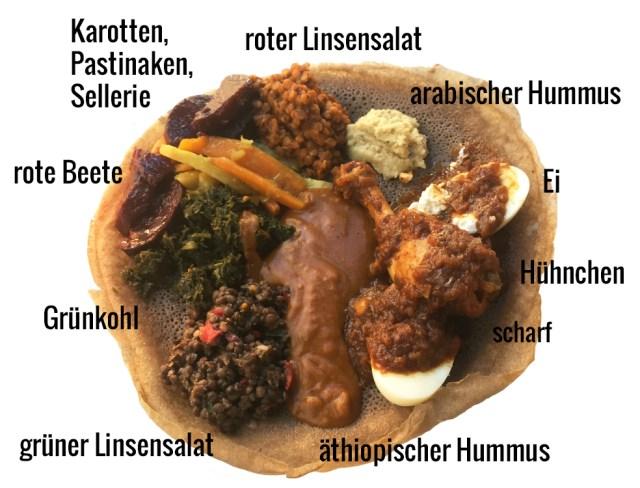 Karls Café & Weine Injera