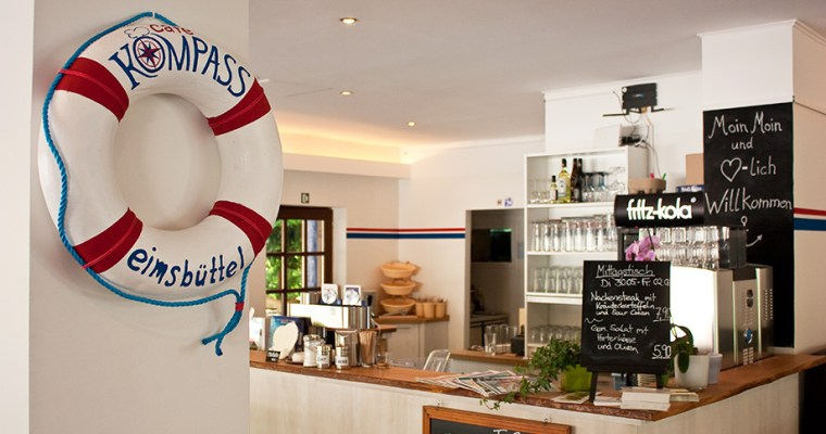 Allergikerfreudlich und super lecker – Café Kompass
