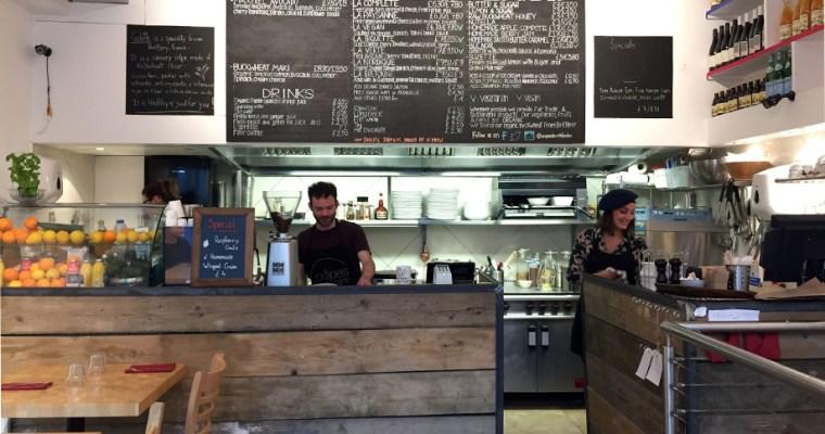 Crêpes à la carte – Camden Town