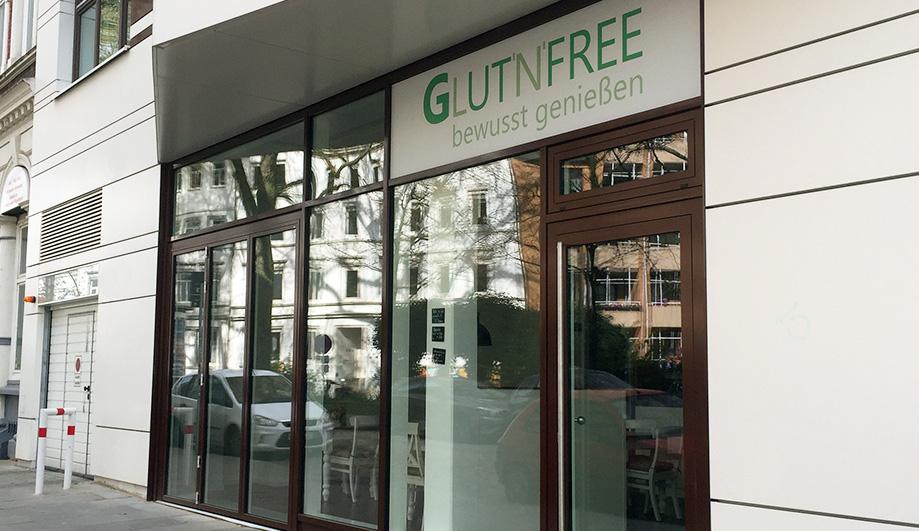 Glutenfreies Cafè in Ottensen - Glut'n'free
