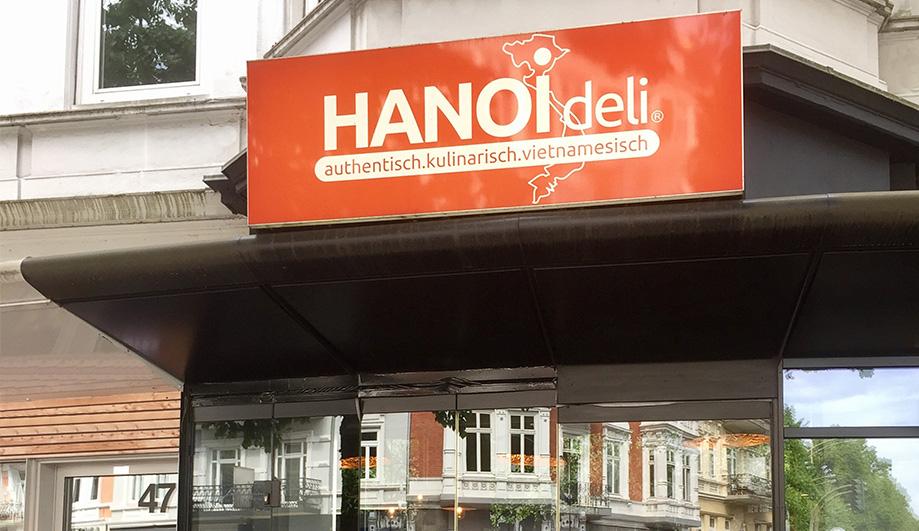 Bekannt unbekannt - Hanoi Deli