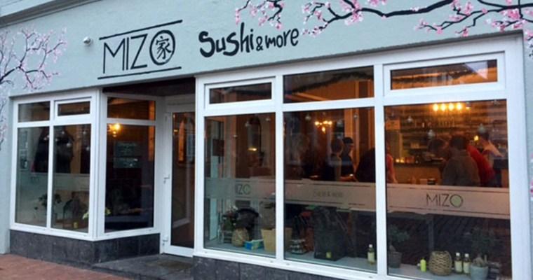 Sushi Kurs im Restaurant MIZO