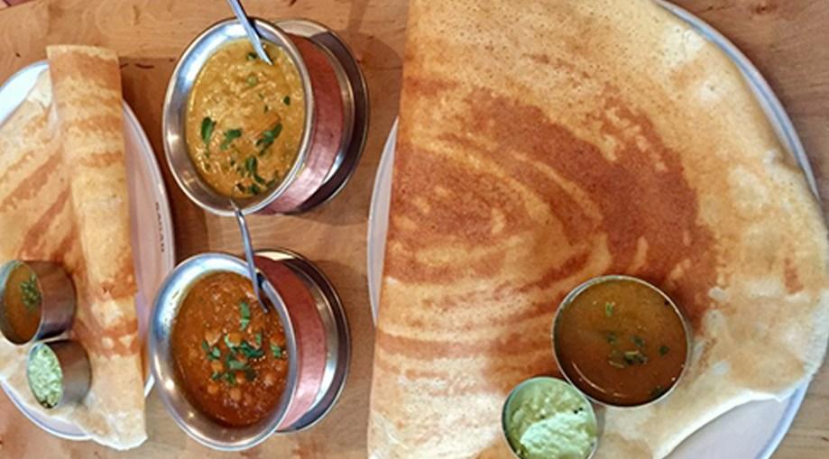 Sagar - Vegetarisch-indische Küche - Kaya eats