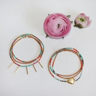 gold-brushed-bead-versatile-necklace
