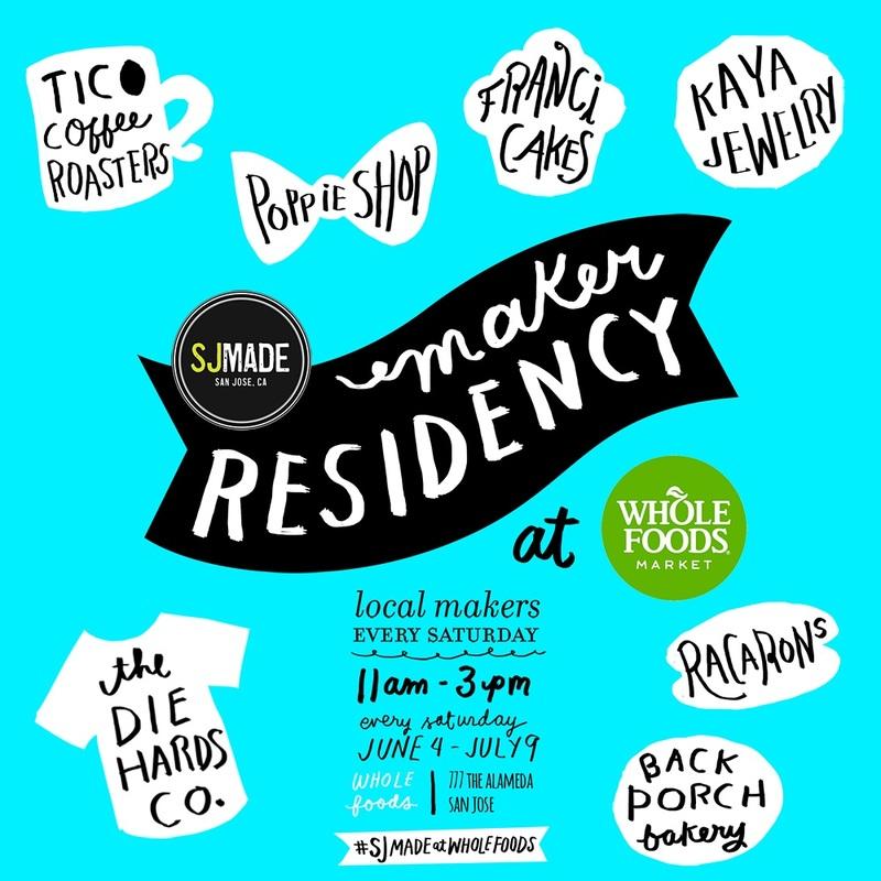 SJMADE Maker Residencies