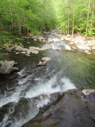 big creek downstream