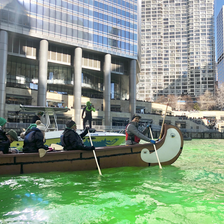 canoe chicago