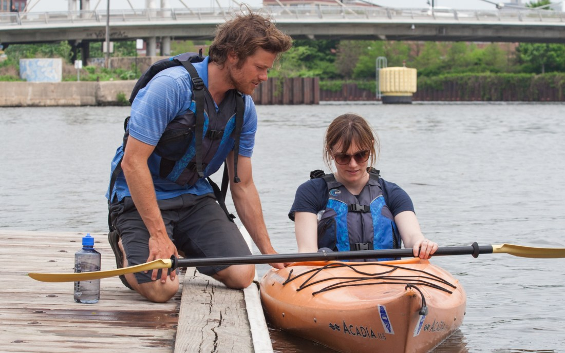 chicago kayak safety lessons