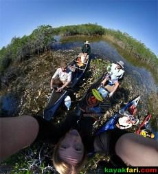 Craighead Pond kayakfari everglades maslan mangrove enp slough 029 canoe kayak digital029art research platform