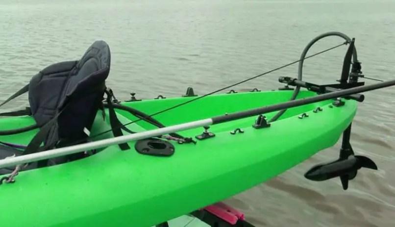 Choose The Best Kayak Trolling Motors