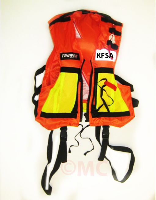 Tripper, PFD, Kayaking Jacket, Foam Filled, Personal Flotation Device,