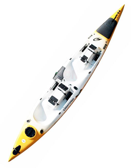 Stealth, Evolution, Duo, Fishing Kayak,