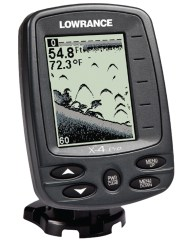 Lowrance X4 Pro Kayak Fish Finder