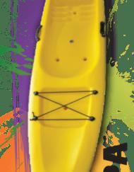 Stealth Nippa Childrens Plastic Kayak