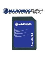 Navionics Platinum, Map Card, for Lowrance, Chart, Data,