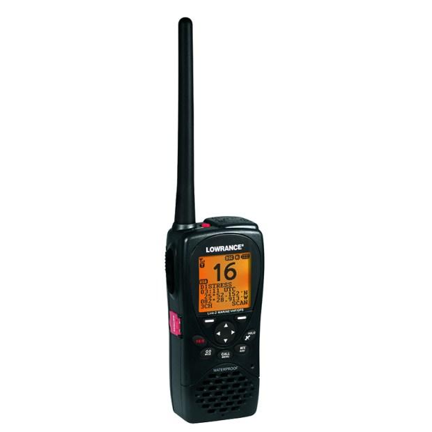 Lowrance LINK2 LINK 2 VHF DSC Marine Hand Held Radio South Africa