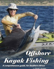 Offshore Kayak Fishing Book by Scott Hunter