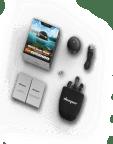 Deeper Smarter Pro + Fishfinder Kayak Fish Finder