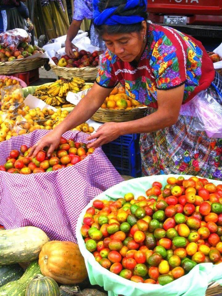 Guatemala market days - Sololá - Solola market