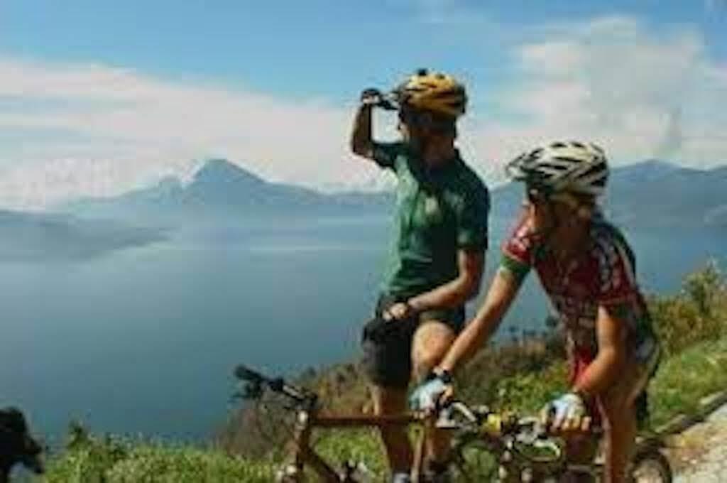 Bike tours - Antigua - Lake Atitlan - family vacation - bicycle - adventure
