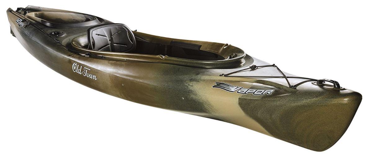 Old Town Canoes & Kayaks Vapor 12 Angler Fishing Kayak