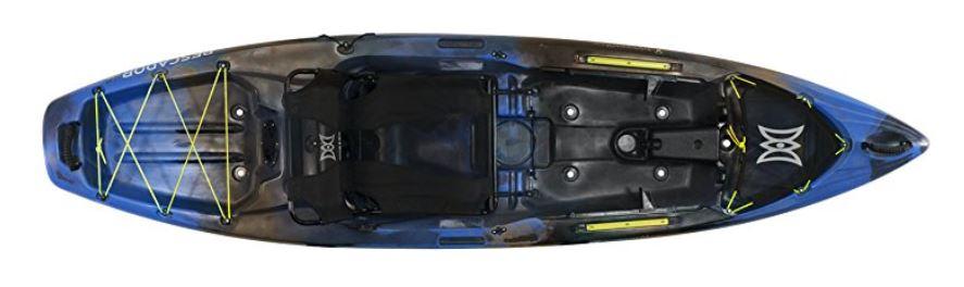 Perception Pescador Pro 10.0 Kayak