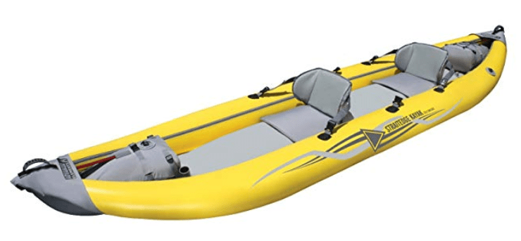Advanced Elements StraitEdge2 Tandem Inflatable Kayak