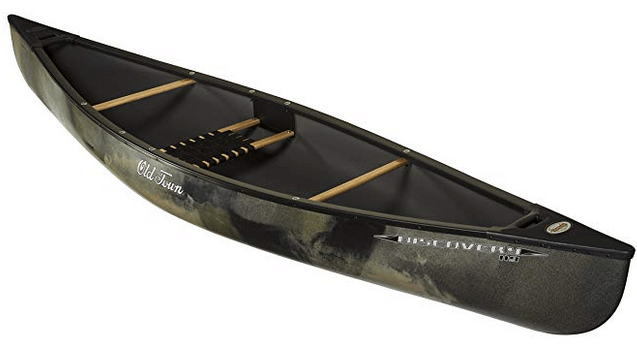 Old Town Discovery 119 Canoe