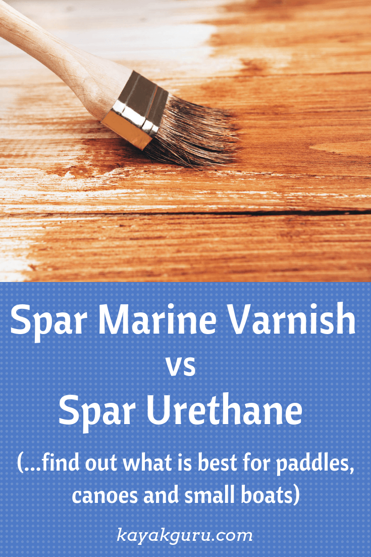 Difference Between Spar Varnish And Polyurethane