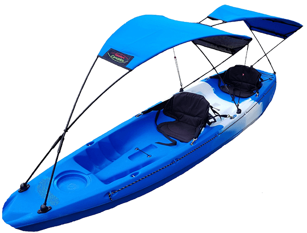 Adventure Canopies Kayak Sun Shade