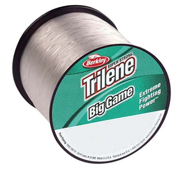 Berkley Trilene Big Game Monofilament Custom Spool - Best Lines for Spinning reels