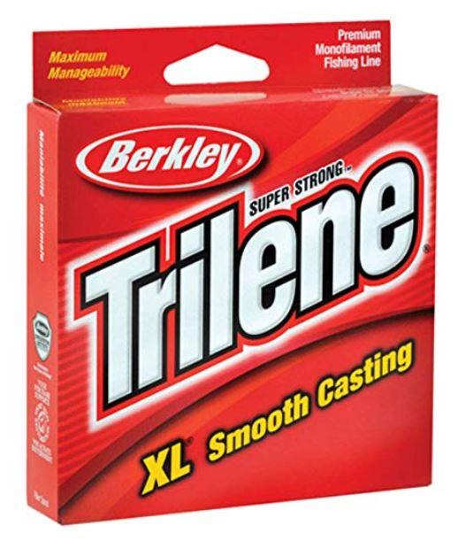 Berkley Trilene XL Smooth Casting Service Spool