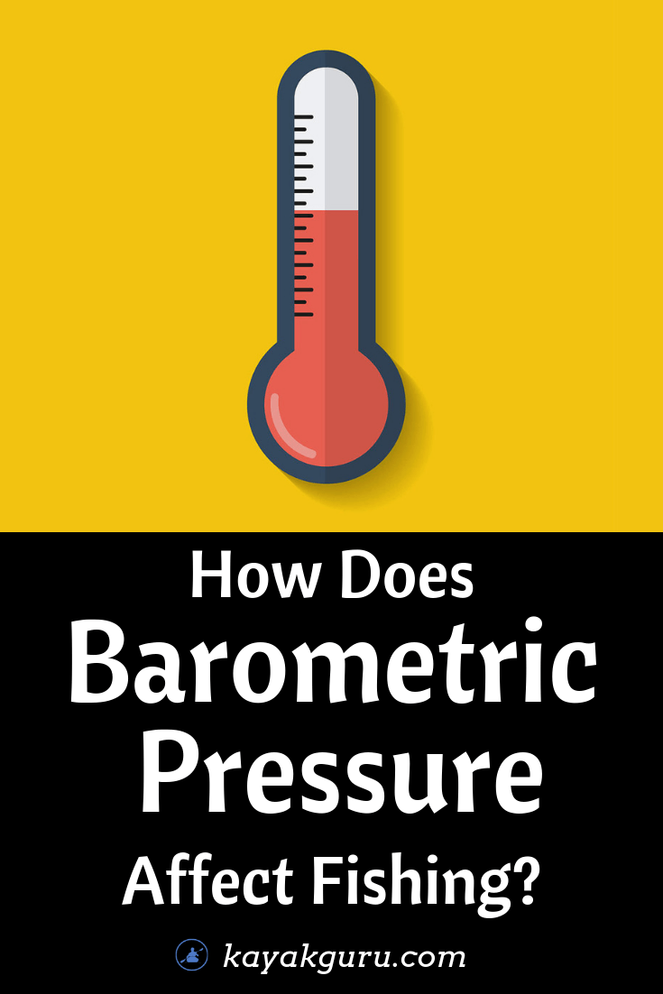 How Does Barometric Pressure Affect Fishing - Pinterest Image