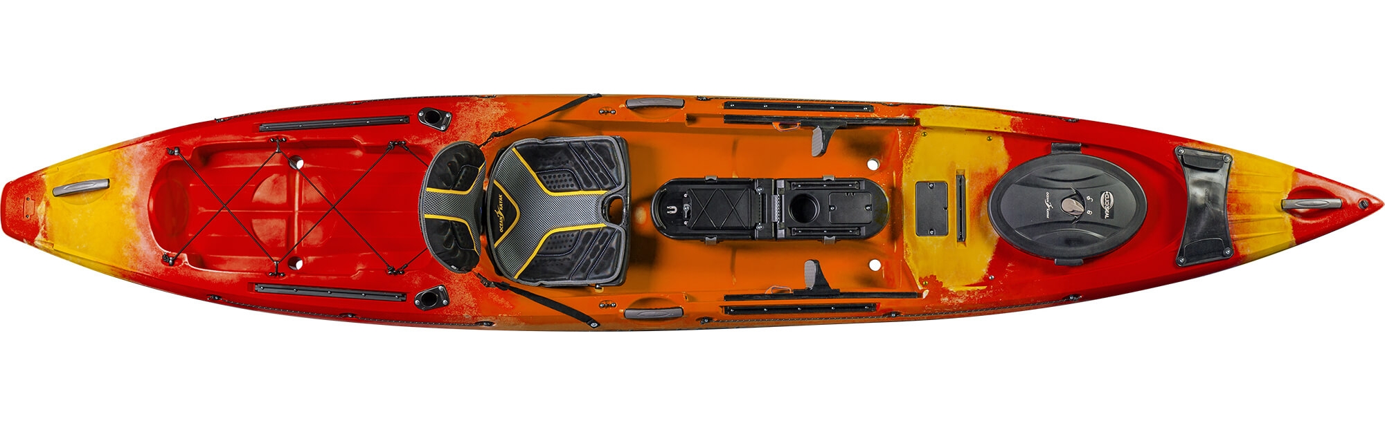 Ocean Kayak Trident 13 Angler Fishing Kayak 2019