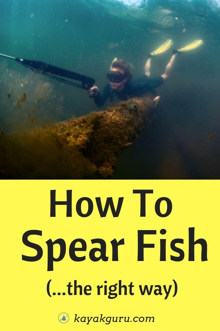 How To Spear Fish - Pinterest