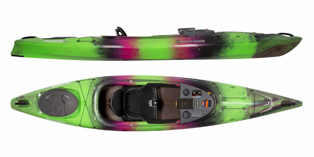 Wilderness Systems Pungo 120 2019 kayak edition