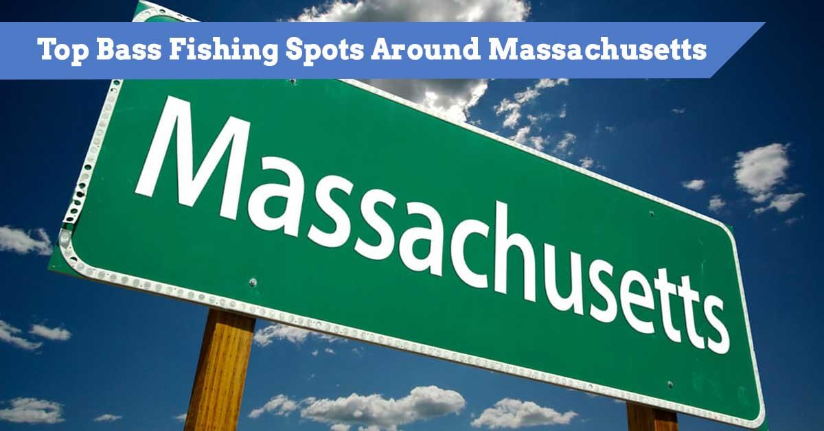 Top Bass Fishing Spots Around Massachusetts MA