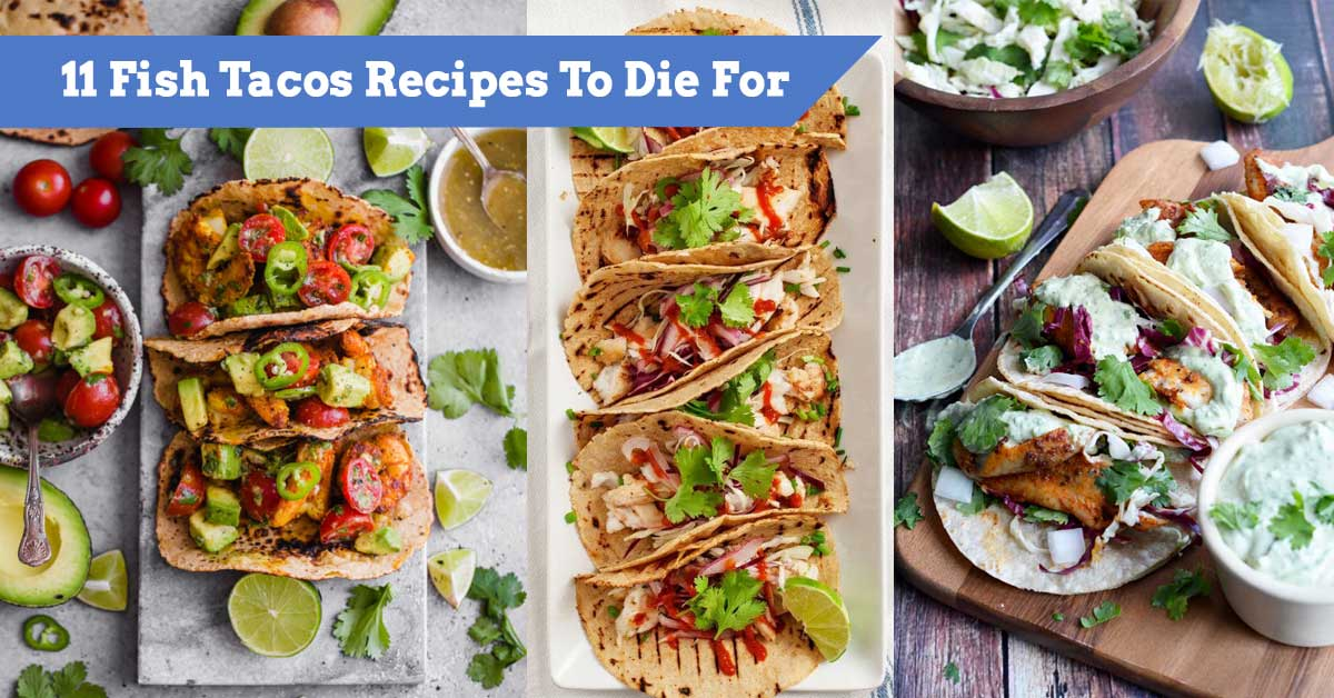 11 Fish Tacos Recipes To Die For