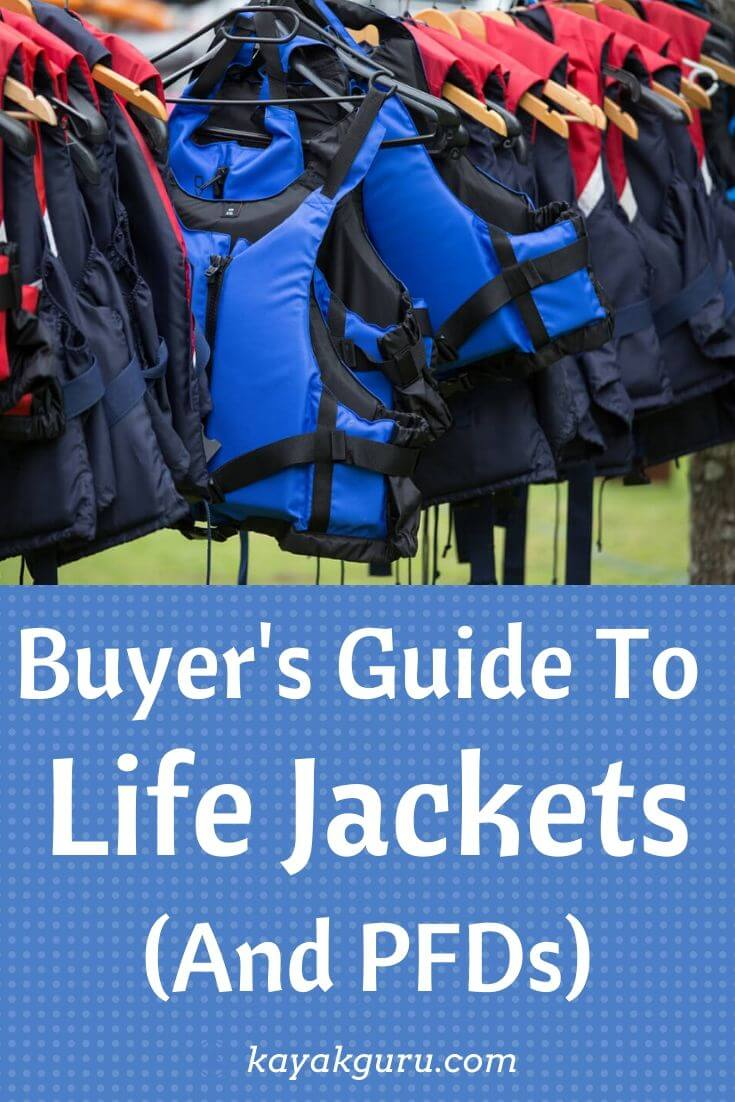Buyer's Guide To Life Jackets (And PFDs) - Pinterest
