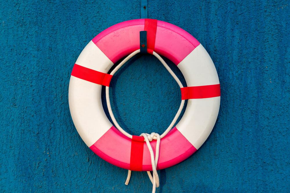 Life Buoy Belt Type IV PFD