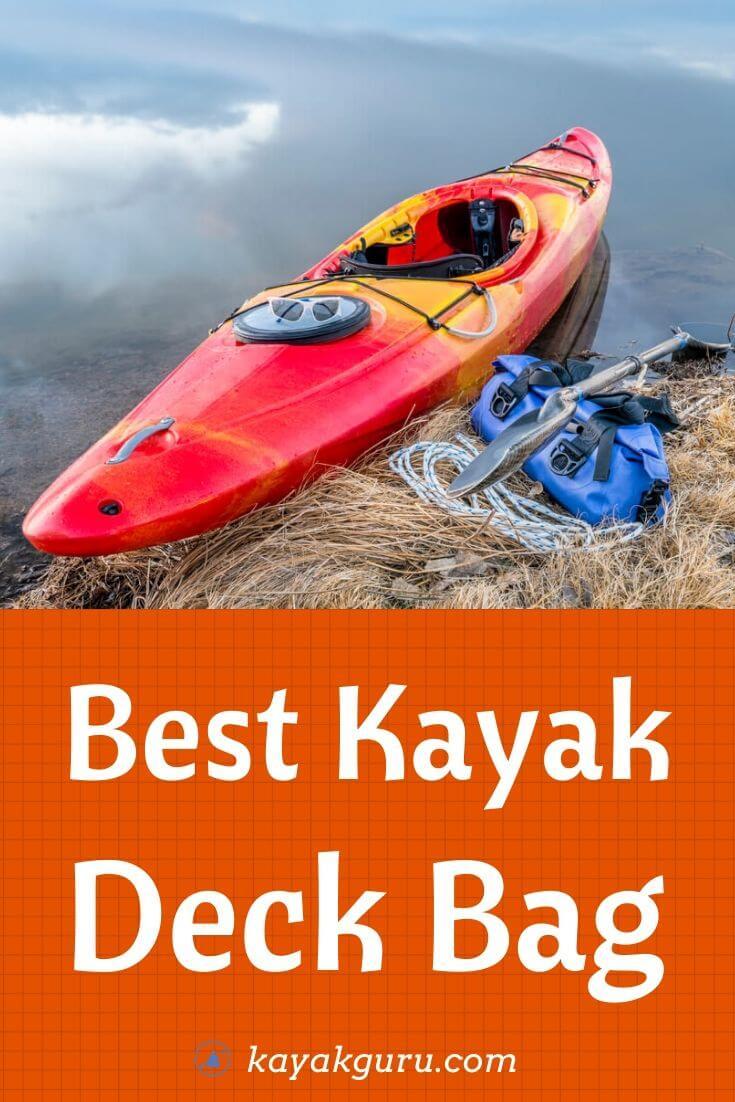 Best Kayak Deck Bag - Pinterest