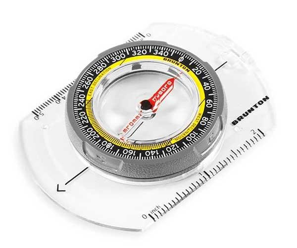 Brunton TruArc3 Base Plate Compass