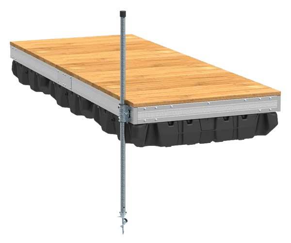 PlayStar Aluminum Floating Dock Kit